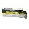 Energizer Industrial Alkaline Batteries, AAA, 24 Batteries/Box