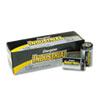 Energizer® Industrial Alkaline Batteries, D, 12 Batteries/Box