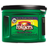 Folgers® Ground Coffee, Classic Roast Decaffeinated, Ground, 22 3/5 oz., Can, 6/Carton