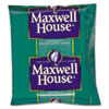 Maxwell House® Coffee, Original Roast Decaf, 1.1 oz Pack, 42/Carton