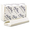 Signature® C-Fold Paper Towels, 10-1/4 x 13-1/4, White, 120/Pack, 12/Carton
