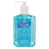 PURELL Ocean Mist Instant Hand Sanitizer, 8oz. Pump Bottle, Blue