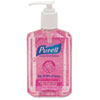 PURELL Spring Bloom Instant Hand Sanitizer, 8-oz. Pump Bottle, Pink