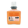 GOJO® Premium Foam Antibacterial Hand Wash, Fresh Fruit Scent, 1200ml