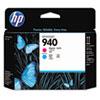 HP HP 940, (C4901A) Cyan/Magenta Printhead