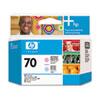 HP HP 70, (C9405A) Light Magenta/Light Cyan Printhead