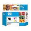 HP HP 70, (C9406A) Magenta/Yellow Printhead