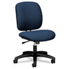 HON® ComforTask Task Swivel/Tilt Chair, Blue
