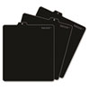 Vaultz® A-Z CD File Guides, 5 x 5 3/4, Black