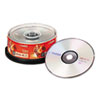 imation® DVD-R Discs, 4.7GB, 16x, Spindle, Silver, 25/Pack