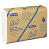 SCOTT Recycled Multifold Hnd Towels, 9 1/5 x 9 2/5, 250/Pack, 16 Packs/Carton