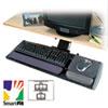 Kensington® Modular Platform with SmartFit System, Longneck, Black