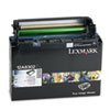 Lexmark™ 12A8302 Photoconductor Kit, Black