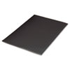 Guardian Air Step Antifatigue Mat, Polypropylene, 24 x 36, Black