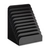 MMF Industries™ Cashier Pad Rack, Steel, 10 Pockets, 8