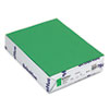 Mohawk BriteHue Multipurpose Colored Paper, 24lb, 8-1/2 x 11, Green, 500 Sheets/Ream