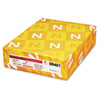 Neenah Paper Classic Cotton Stationery Writing Paper, 24-lb., 8-1/2 x 11, Solar White, 500/Rm