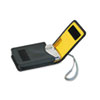Ape Case® AC158 Digital Camera Case, Simulated Leather, 2 3/5 x 1 x 4, Black