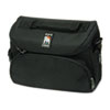 Ape Case® Camcorder/Digital Camera Case, Ballistic Nylon, 10-5/8 x 4-7/8 x 8-1/4, Black