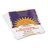 SunWorks® Construction Paper, 58lb, 9 x 12, Bright White, 50/Pack