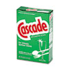 Cascade® Automatic Dishwasher Powder, 20oz Box