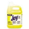 Joy® Dishwashing Liquid, Lemon Scent, 1 gal. Bottle, 3/Carton