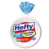 Hefty® Soak Proof Tableware, Foam Plates, 10 1/4