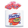 Hefty® Soak Proof Tableware, Foam Plates, 8-7/8