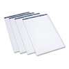 Quartet® Conference Cabinet Flipchart Pad, Plain, 21 x 33-7/10, WE, 50-Sheet, 4/Carton