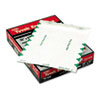 SURVIVOR Tyvek USPS First Class Mailer, Side Seam, 10 x 13, White, 100/Box
