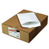 SURVIVOR DuPont Tyvek Air Bubble Mailer, Self-Seal, Side Seam, 9 x 12, White, 25/Box