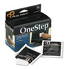 Read Right® OneStep Screen Cleaner, 5 x 5, 24/Box