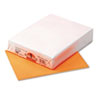 Pacon® Kaleidoscope Multipurpose Colored Paper, 24lb, 8-1/2 x 11, Orange, 500/Ream