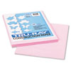 Pacon® Tru-Ray Construction Paper, 76lb, 9 x 12, Pink, 50/Pack