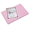 Pacon® Riverside Construction Paper, 76 lbs., 12 x 18, Pink, 50 Sheets/Pack