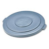 Rubbermaid® Commercial Round Brute Lid, 26 3/4