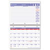 AT-A-GLANCE® Recycled Desk/Wall Calendar, 11 x 8-1/2, 2013