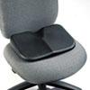 Safco® Softspot Seat Cushion, 15-1/2w x 10d x 3h, Black