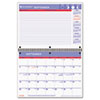 AT-A-GLANCE® Recycled Monthly Desk/Wall Calendar, 11