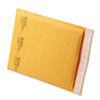 Jiffylite Self-Seal Mailer, Side Seam, #2, 8 1/2 x 12, Golden Brown, 100/Carton