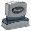 Xstamper® Custom Message Stamp, Pre-Inked, N11, 3/4 x 2