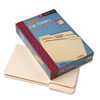Smead® 1/3 Cut Assorted Position File Folders, One-Ply Top Tab, Legal, Manila, 100/Box