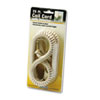 Softalk® Twisstop Detangler w/Coiled, 25-Foot Phone Cord, Ivory