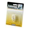 Softalk® Twisstop Rotating Phone Cord Detangler, Clear