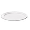 NatureHouse® Bagasse Oval Plate, 9