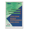 TOPS Gregg Steno Books, 6 x 9, Green Tint, 60-Sheet Pad
