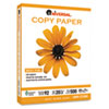 Universal® Copy Paper, 92 Brightness, 20lb, 8-1/2 x 11, White, 5000 Sheets/Carton