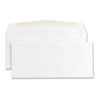 Universal® Business Envelope, Contemporary, #9, White, 500/Box