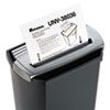 Universal® Shredder Lubricant Sheets, 8-1/2