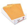 Universal® Kraft Clasp Envelope, Side Seam, 32lb, 10 x 13, Light Brown, 100/Box